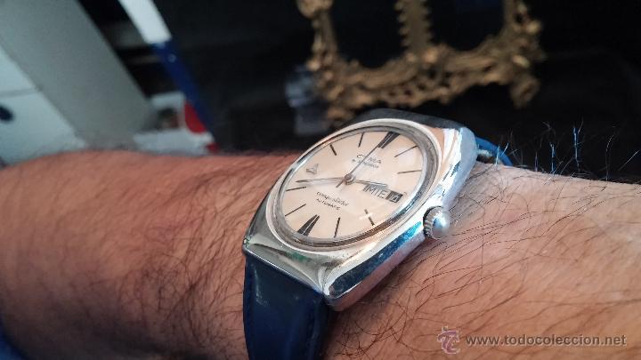 Relojes automáticos: Antiguo reloj Cyma automático Conquistador by Synchron - Foto 12 - 43377082