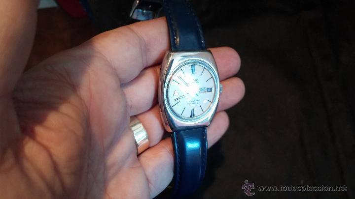 Relojes automáticos: Antiguo reloj Cyma automático Conquistador by Synchron - Foto 16 - 43377082