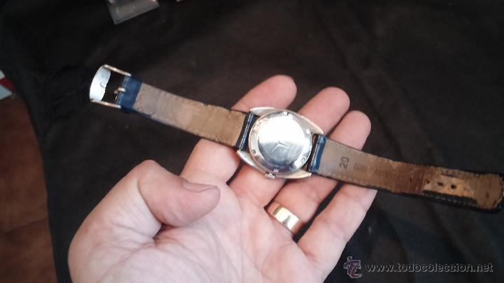 Relojes automáticos: Antiguo reloj Cyma automático Conquistador by Synchron - Foto 19 - 43377082