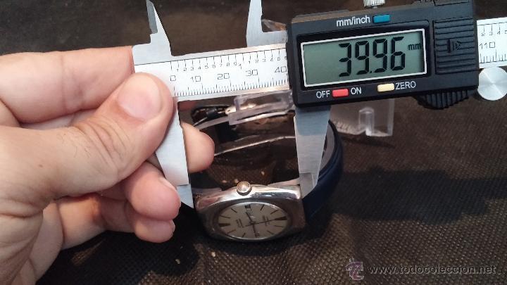 Relojes automáticos: Antiguo reloj Cyma automático Conquistador by Synchron - Foto 32 - 43377082