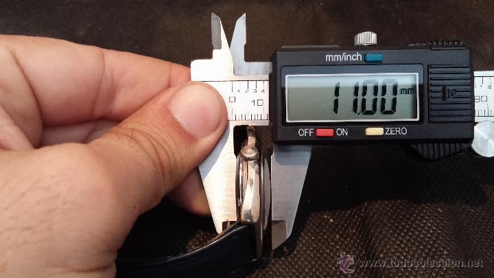 Relojes automáticos: Antiguo reloj Cyma automático Conquistador by Synchron - Foto 33 - 43377082