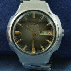 Relojes automáticos: DUWARD AQUASTAR AUTOMATICO FUNCIONANDO. Lote 43648739