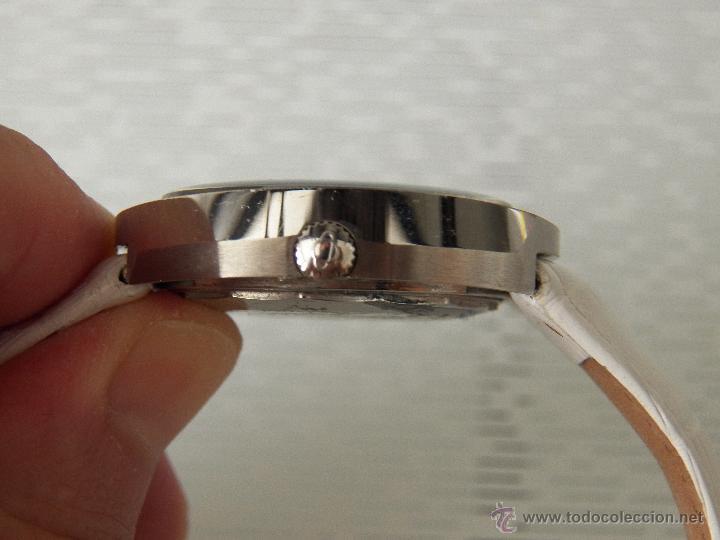Relojes automáticos: reloj enicar automatico con defecto - Foto 3 - 44670067