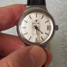 Relojes automáticos: RELOJ DE CADETE ENICAR AUTOMATICO. Lote 44670118