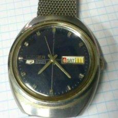Relojes automáticos: RELOJ AUTOMÀTICO DE CABALLERO DE LA MARCA LEVER 25 JEWELS JAPAN.. Lote 44812002