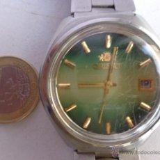 Relojes automáticos: ANTIGUO Y BONITO RELOJ AUTOMATICO DE CABALLERO --ORIENT--COMPLETO Y FUNCIONANDO, BUEN ESTADO. Lote 44852571