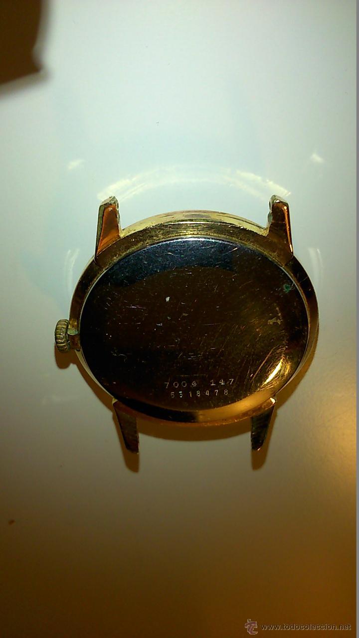 Relojes automáticos: Reloj de hombre antiguo. Marca: Certina. - Foto 4 - 44957216