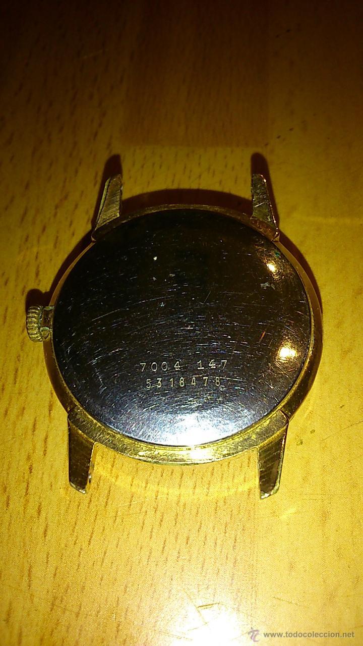 Relojes automáticos: Reloj de hombre antiguo. Marca: Certina. - Foto 5 - 44957216