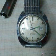 Relojes automáticos: AFJ. RELOJ AUTOMÀTICO TIMEX GT. BRITAIN. ( RELOJ INGLÈS ) NO FUNCIONA. Lote 45904011