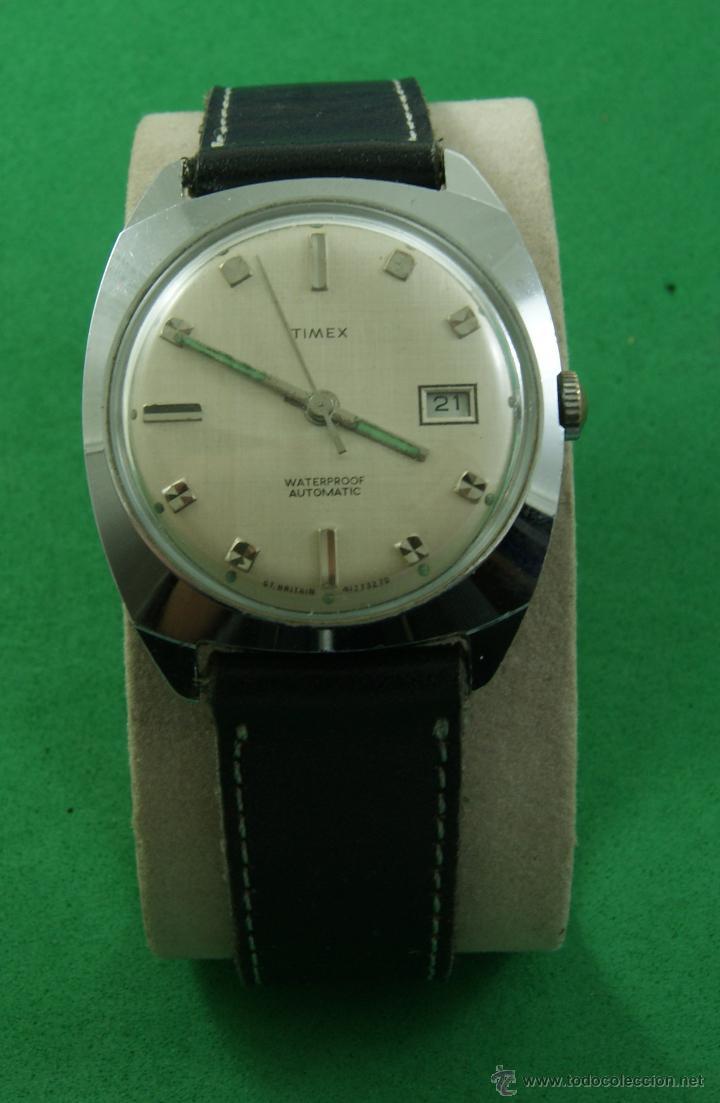 23ac964aac8f Timex automatico clasico funcionando - Vendido en Subasta - 46285149