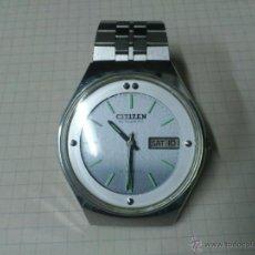 Relojes automáticos: RELOJ AUTOMATICO CITIZEN AUTOMATIC 21 JEWELS FUNCIONANDO. Lote 56592131