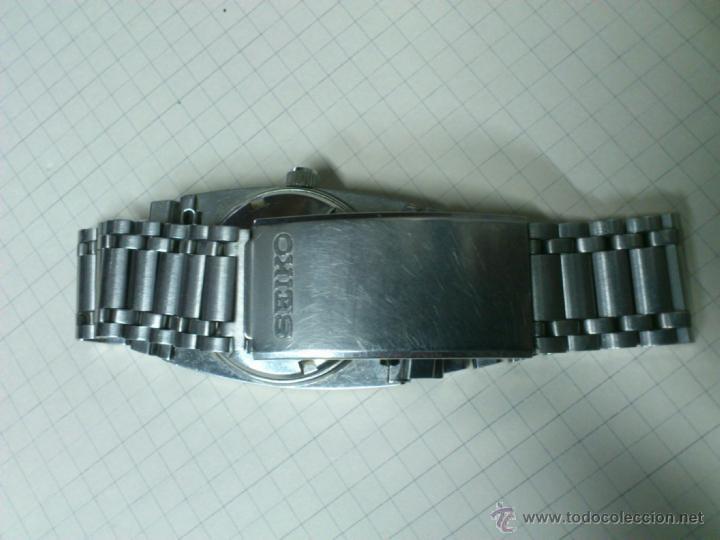 Relojes automáticos: RELOJ SEIKO SEÑORA AÑOS 50-60 AUTOMATICO FUNCIONA. CALENDARIO HI BEAT JEWELS JAPAN - Foto 4 - 46625363