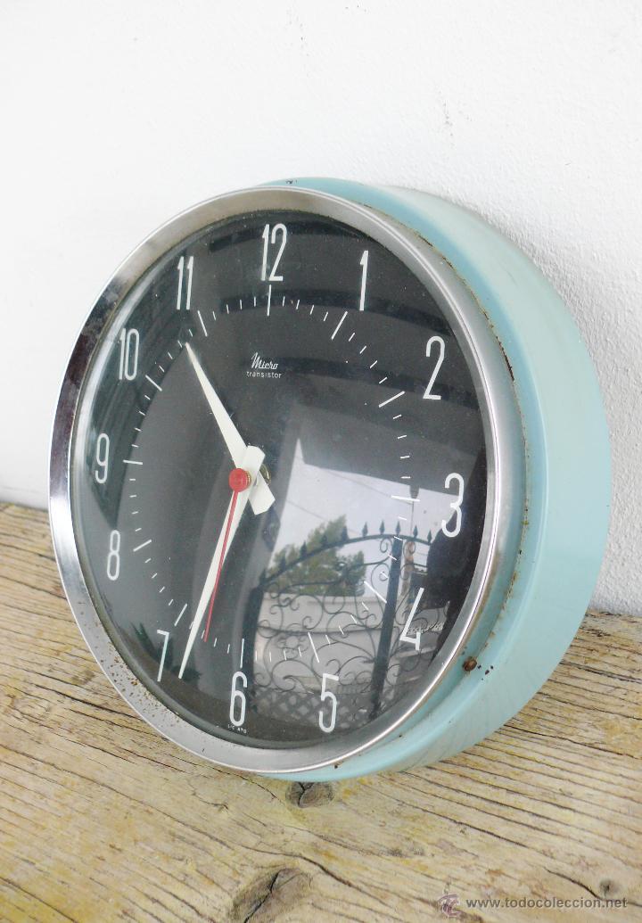 Reloj Pared Cocina Interesting Reloj Seiko Pared Qxak