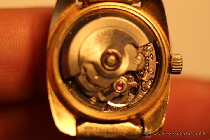 Relojes automáticos: reloj Automatico pulsera de señora marca Roamer searock automatic swiss made Funcionando. - Foto 5 - 31304007