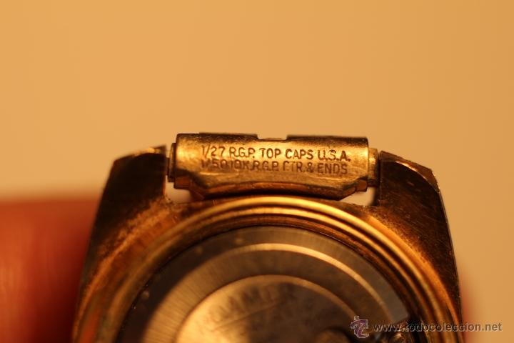 Relojes automáticos: reloj Automatico pulsera de señora marca Roamer searock automatic swiss made Funcionando. - Foto 7 - 31304007