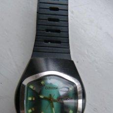 Relojes automáticos: RELOJ CITIZEN AÑOS 70 NUMERADO ORIGINAL. Lote 53137138
