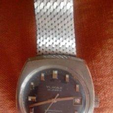 Relojes automáticos: RELOJ AUTOMÁTICO YUKAX. Lote 47544951