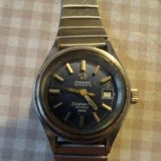 Relojes automáticos: OMEGA SEAMASTER COSMIC 2000 - AUTOMATICO FUNCIONA DE MUJER. Lote 146846416
