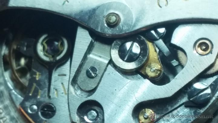 Relojes automáticos: Reloj de los primeros Longines automático de caballero del año 1952, calibre 19as - Foto 58 - 66126494