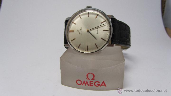 Relojes automáticos: Reloj Caballero Omega de Ville años 60/70. - Foto 4 - 53426512