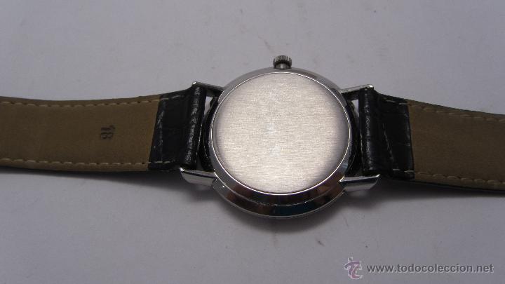 Relojes automáticos: Reloj Caballero Omega de Ville años 60/70. - Foto 5 - 53426512