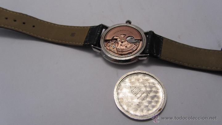 Relojes automáticos: Reloj Caballero Omega de Ville años 60/70. - Foto 6 - 53426512