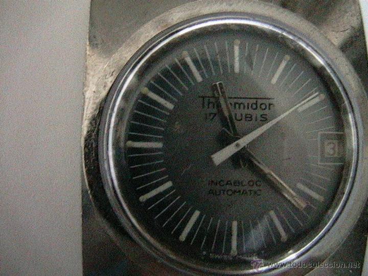 Relojes automáticos: reloj Thermidor - Foto 2 - 50157343