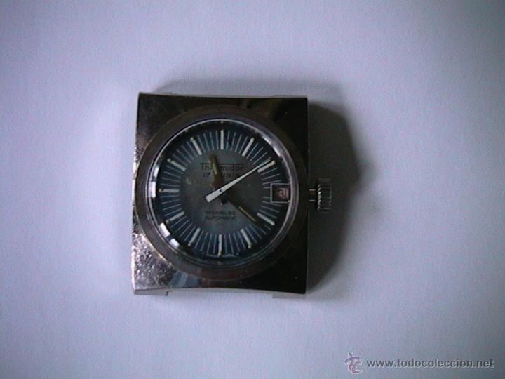 Relojes automáticos: reloj Thermidor - Foto 4 - 50157343