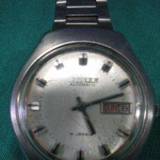 Relojes automáticos: RELOJ DE CABALLERO CITIZEN. FUNCIONA. Lote 50681438