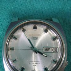 Relojes automáticos: RELOJ DE CABALLERO SEIKO. NO FUNCIONA. Lote 50681465