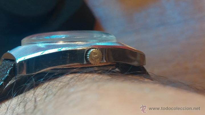 Relojes automáticos: Reloj deportivo vintage de 1970 RADO CONWAY AUTOMATICO CAL. 308 - Foto 15 - 51482517