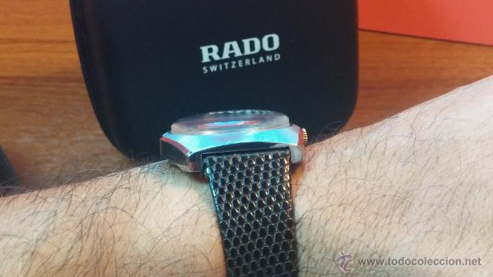 Relojes automáticos: Reloj deportivo vintage de 1970 RADO CONWAY AUTOMATICO CAL. 308 - Foto 16 - 51482517