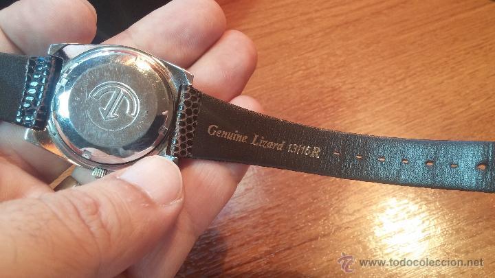 Relojes automáticos: Reloj deportivo vintage de 1970 RADO CONWAY AUTOMATICO CAL. 308 - Foto 17 - 51482517