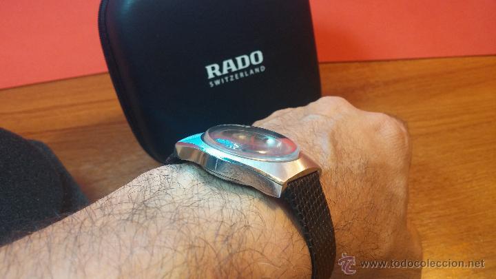 Relojes automáticos: Reloj deportivo vintage de 1970 RADO CONWAY AUTOMATICO CAL. 308 - Foto 21 - 51482517