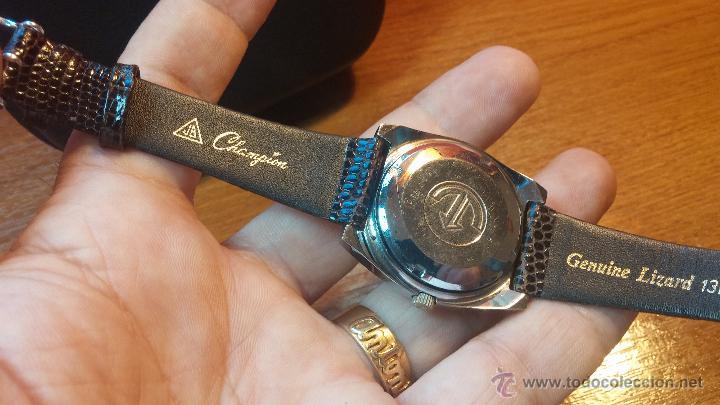 Relojes automáticos: Reloj deportivo vintage de 1970 RADO CONWAY AUTOMATICO CAL. 308 - Foto 25 - 51482517