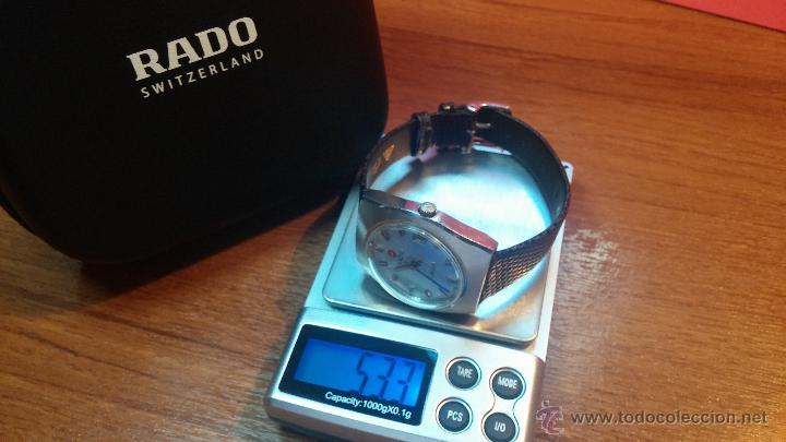 Relojes automáticos: Reloj deportivo vintage de 1970 RADO CONWAY AUTOMATICO CAL. 308 - Foto 34 - 51482517