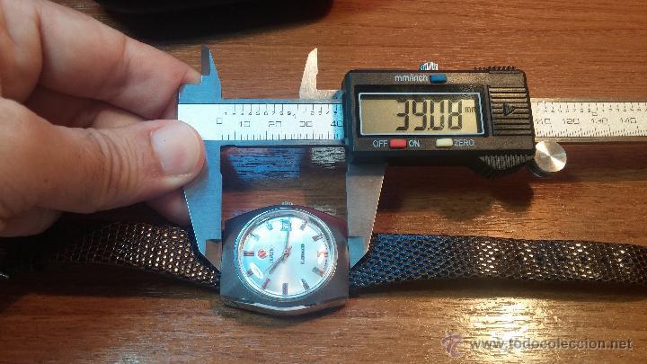 Relojes automáticos: Reloj deportivo vintage de 1970 RADO CONWAY AUTOMATICO CAL. 308 - Foto 37 - 51482517
