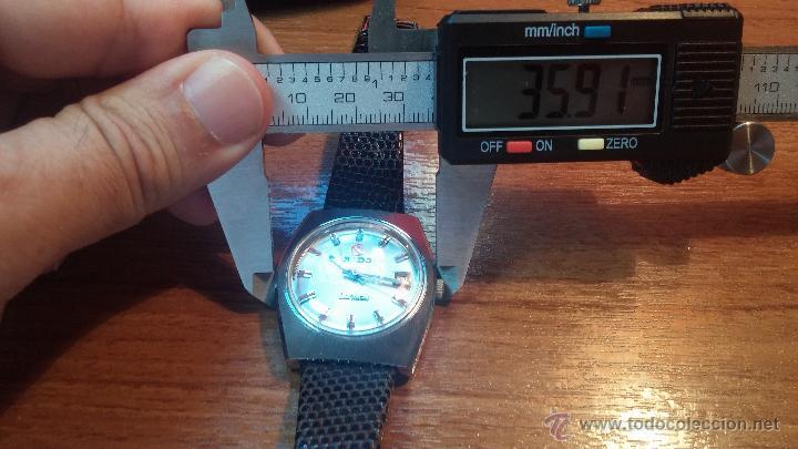 Relojes automáticos: Reloj deportivo vintage de 1970 RADO CONWAY AUTOMATICO CAL. 308 - Foto 38 - 51482517