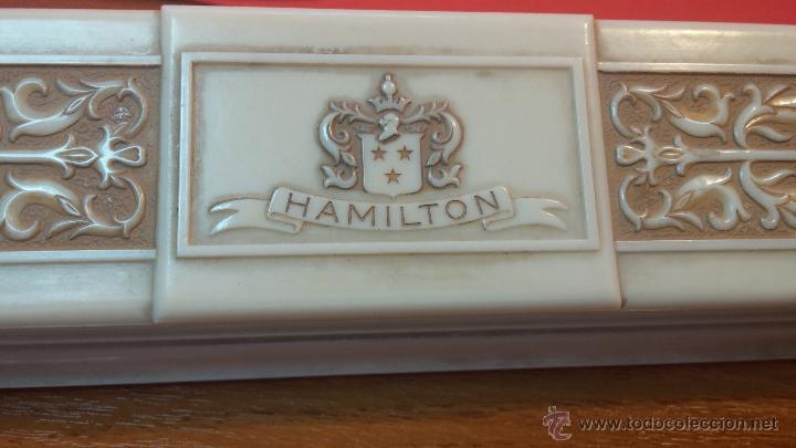 Relojes automáticos: PRIMER MODELO de la prestigiosa serie del reloj HAMILTON PAN-EUROP, el caballito alado, años 60 - Foto 2 - 51483589