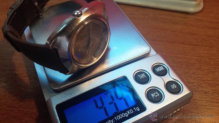 Relojes automáticos: PRIMER MODELO de la prestigiosa serie del reloj HAMILTON PAN-EUROP, el caballito alado, años 60 - Foto 20 - 51483589