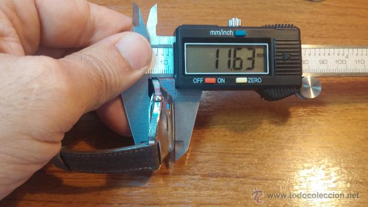 Relojes automáticos: PRIMER MODELO de la prestigiosa serie del reloj HAMILTON PAN-EUROP, el caballito alado, años 60 - Foto 21 - 51483589