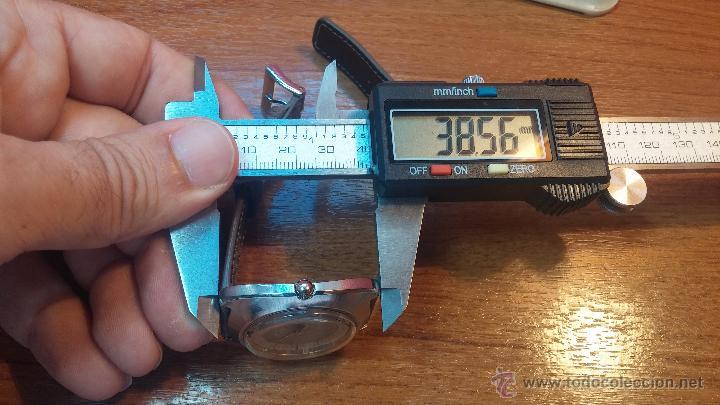 Relojes automáticos: PRIMER MODELO de la prestigiosa serie del reloj HAMILTON PAN-EUROP, el caballito alado, años 60 - Foto 25 - 51483589
