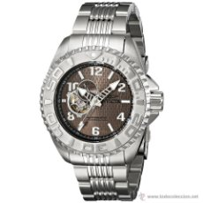Relojes automáticos: INVICTA MENS PRO DIVER OPENHEART AUTOMATIC GMT $895. Lote 51817567