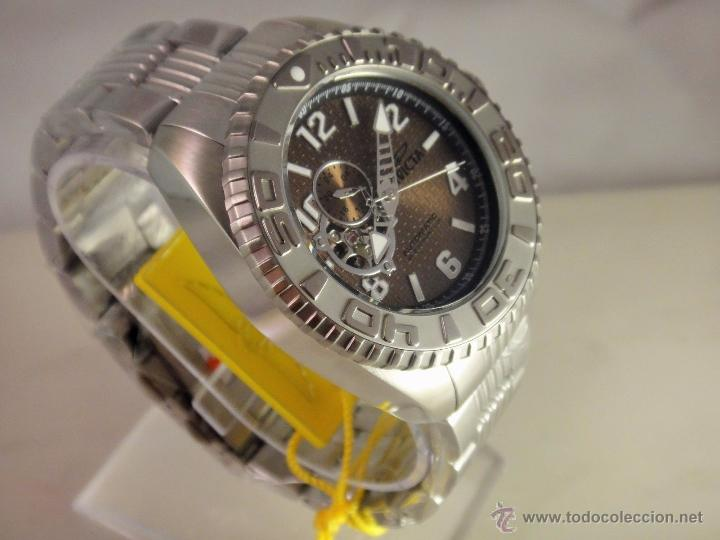 Relojes automáticos: Invicta Mens Pro Diver Openheart Automatico GMT $895 - Foto 2 - 51817567