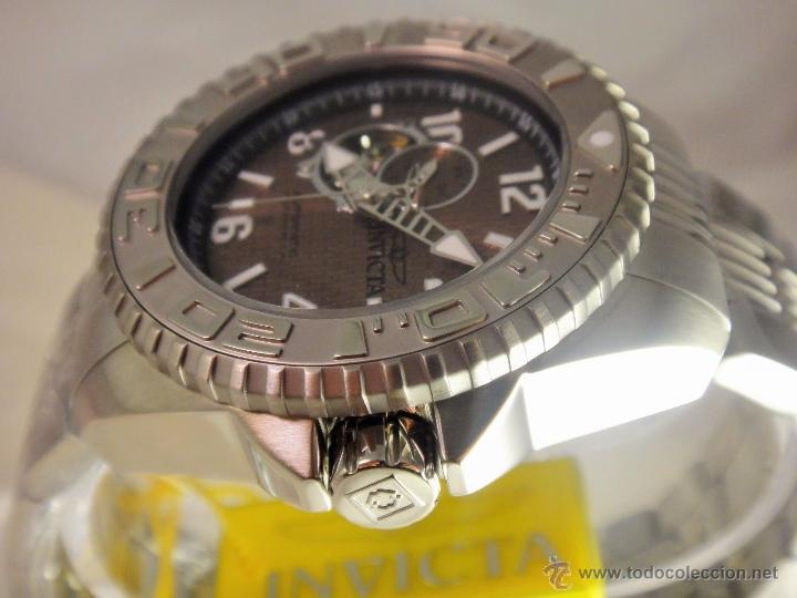 Relojes automáticos: Invicta Mens Pro Diver Openheart Automatico GMT $895 - Foto 4 - 51817567