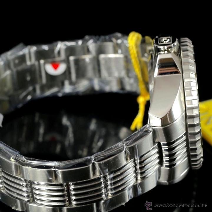 Relojes automáticos: Invicta Mens Pro Diver Openheart Automatico GMT $895 - Foto 6 - 51817567