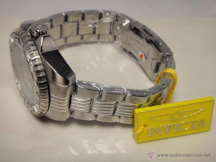 Relojes automáticos: Invicta Mens Pro Diver Openheart Automatico GMT $895 - Foto 7 - 51817567