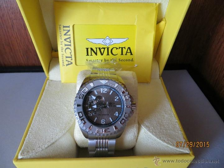Relojes automáticos: Invicta Mens Pro Diver Openheart Automatico GMT $895 - Foto 9 - 51817567