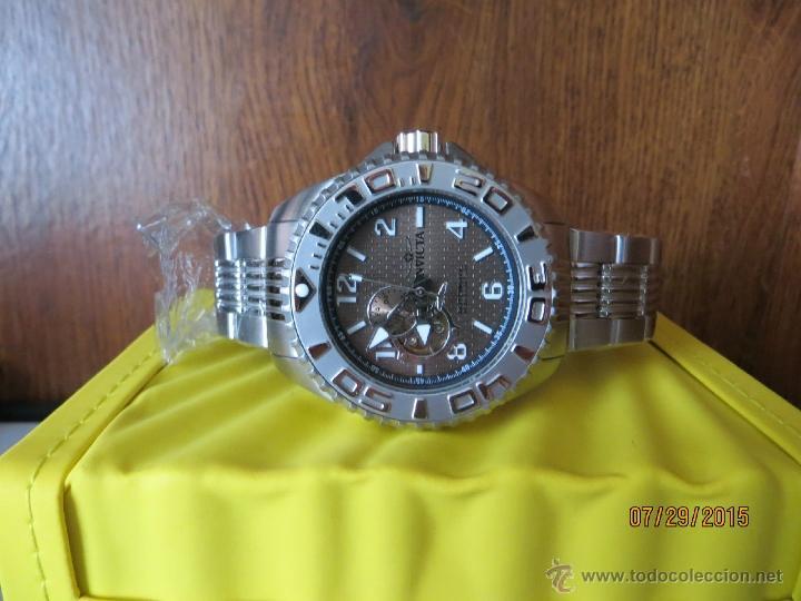 Relojes automáticos: Invicta Mens Pro Diver Openheart Automatico GMT $895 - Foto 10 - 51817567