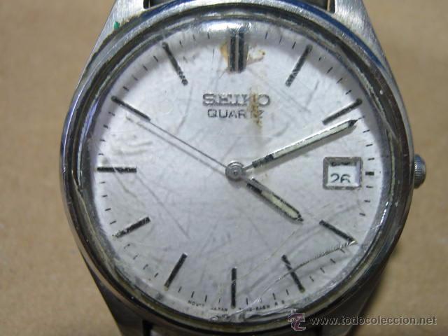 Relojes automáticos: Reloj Seiko. No funciona - Foto 3 - 52010531
